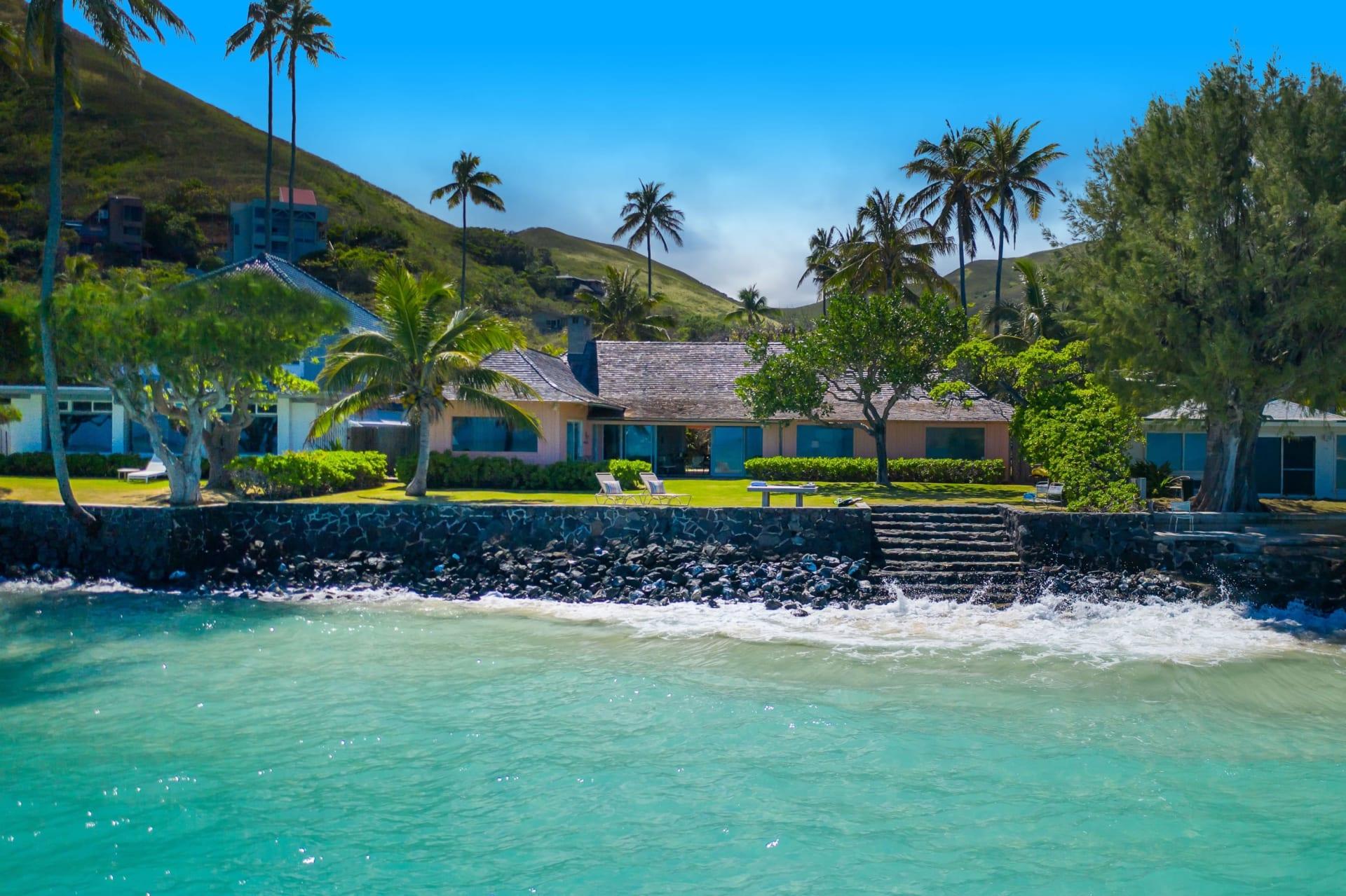 1548 Mokulua Drive, Kailua, Hawaii video preview