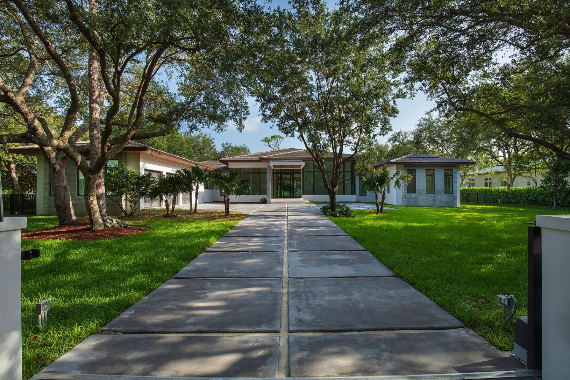 Just Sold | Brand-new Transitional Estate | 6525 SW 106 Street | Michael Martinez | ONE Sotheby's video preview
