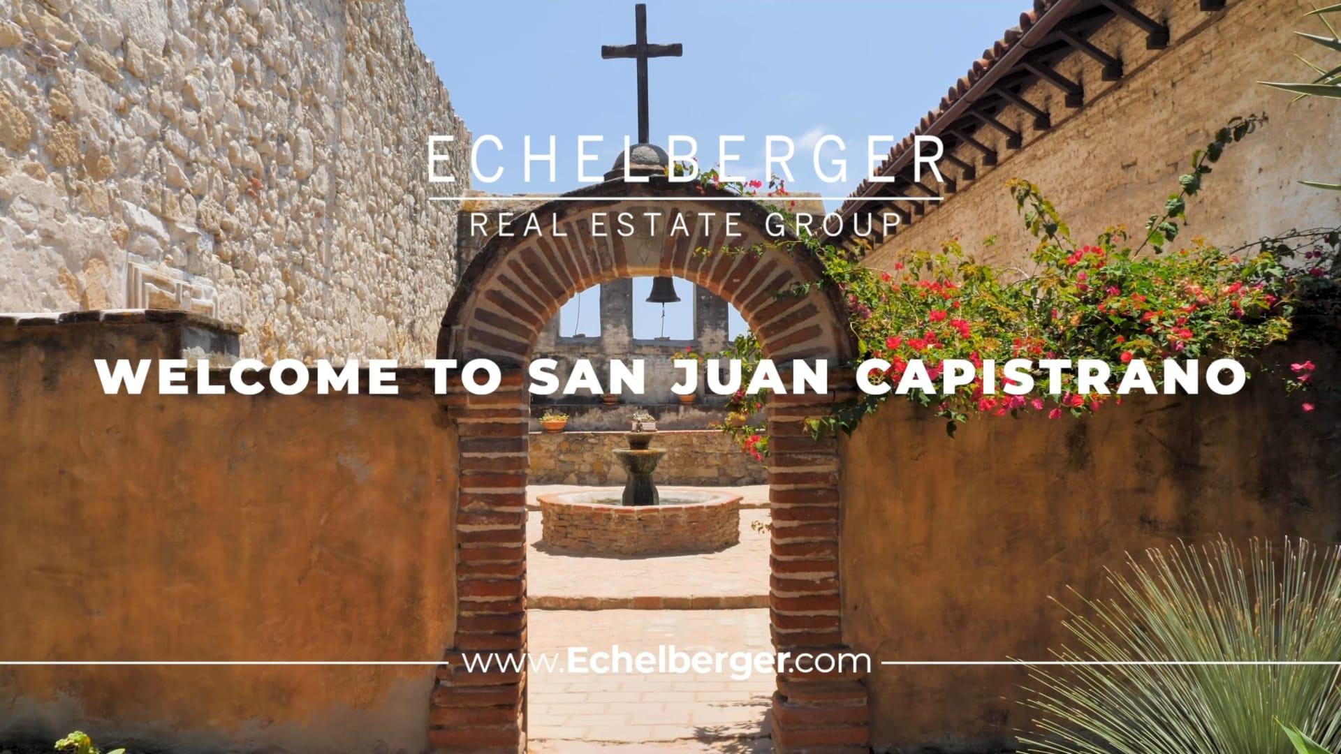 San Juan Capistrano video preview