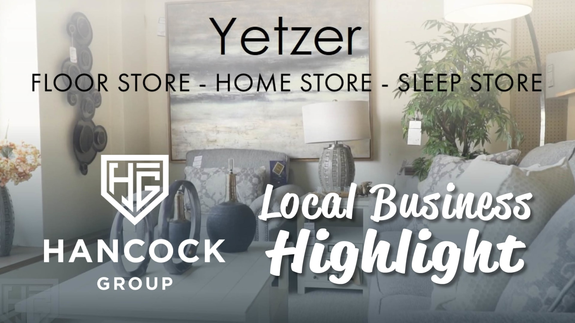 Yetzer Home Store | Local Business Highlight video preview