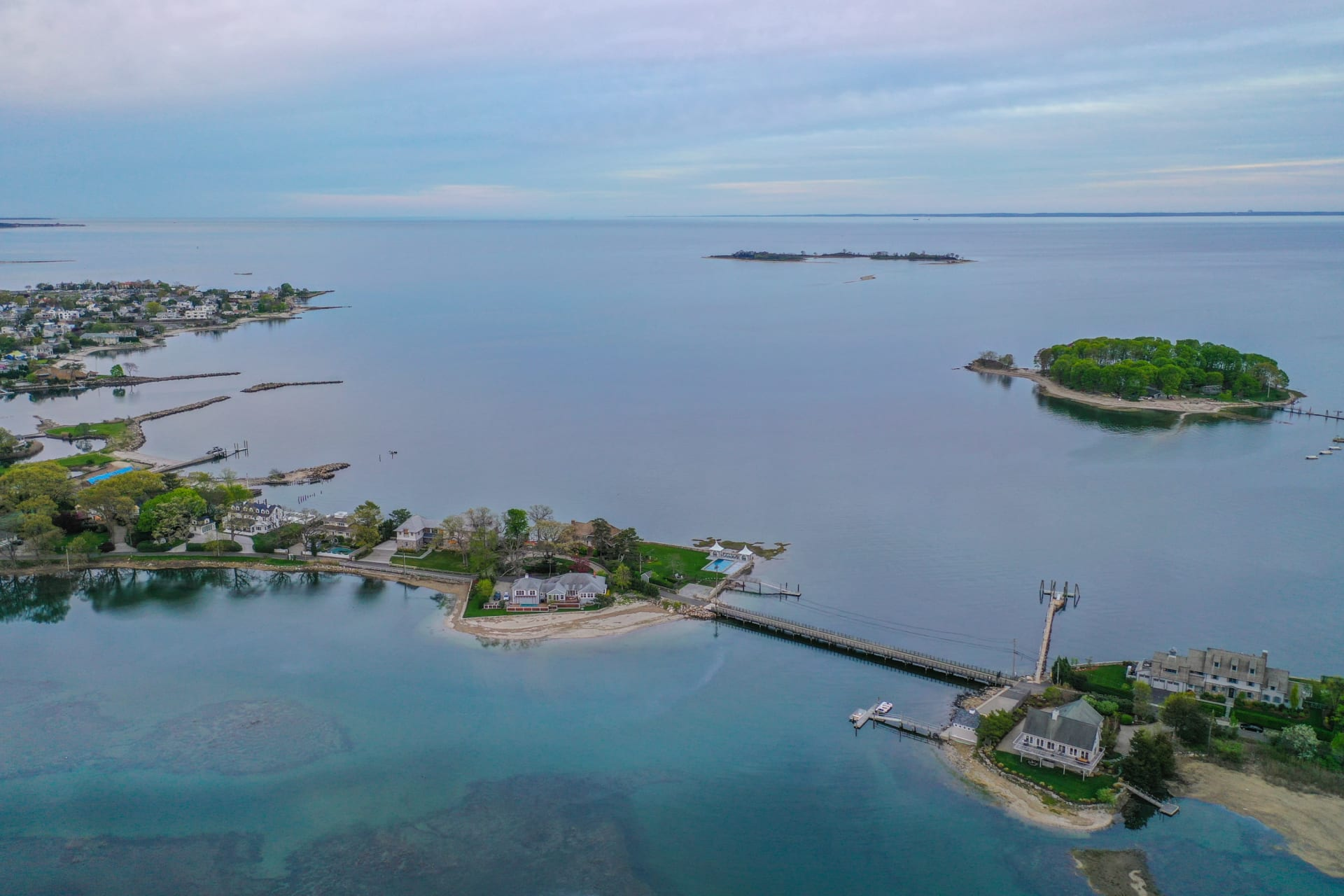 Gold Coast Waterfront Series Part 5: Best Private Fairfield County Private Association Homes with Members-Only Beaches and Docks