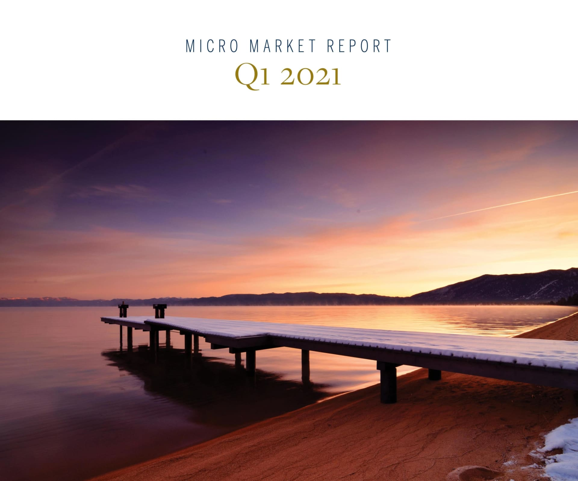 Tahoe Q1 Market Update