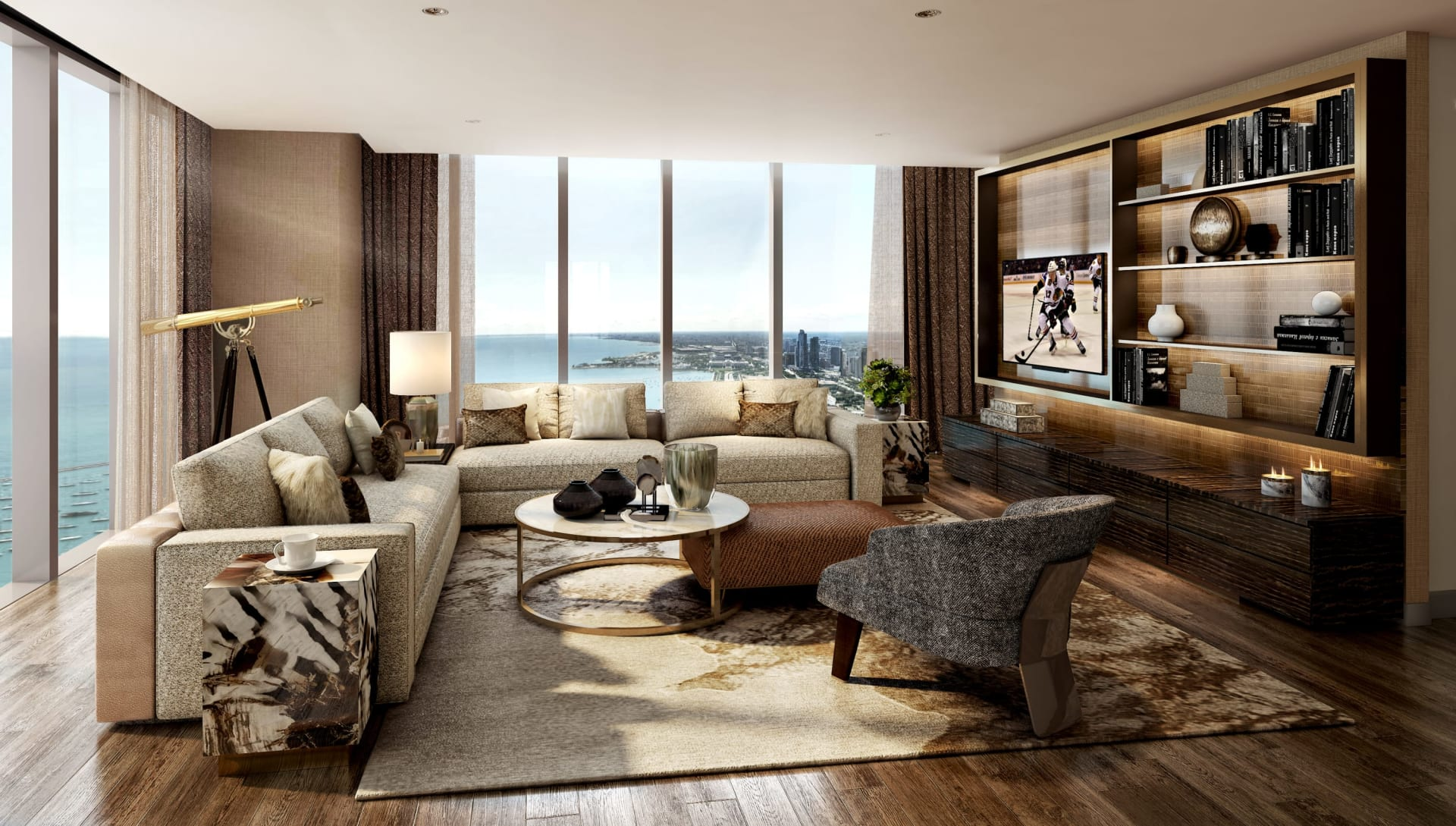 The Residences at The St. Regis Chicago- Residence 1504 video preview