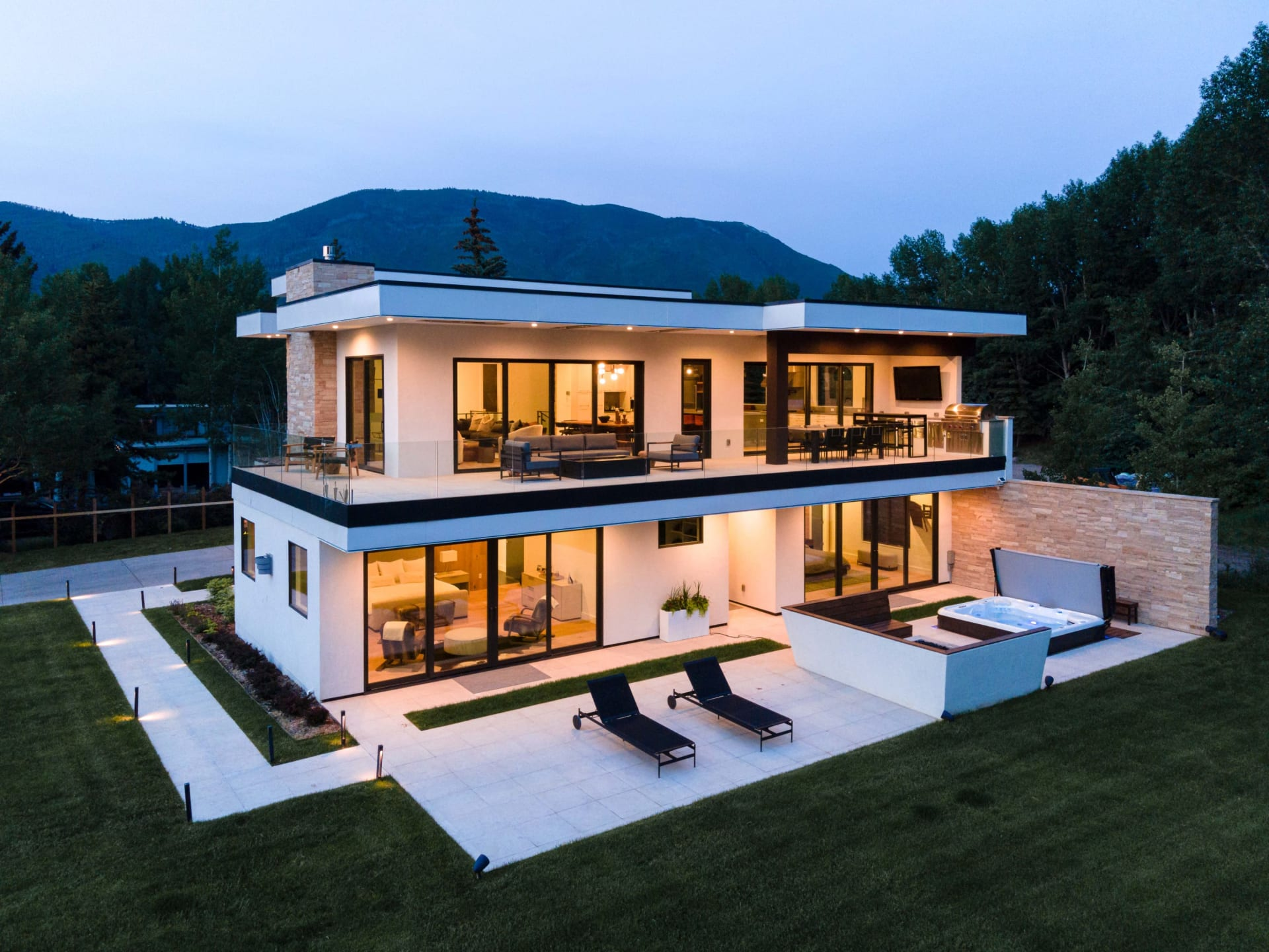 $20.995M | Contemporary Masterpiece | 60 Maroon Ct, Aspen video preview