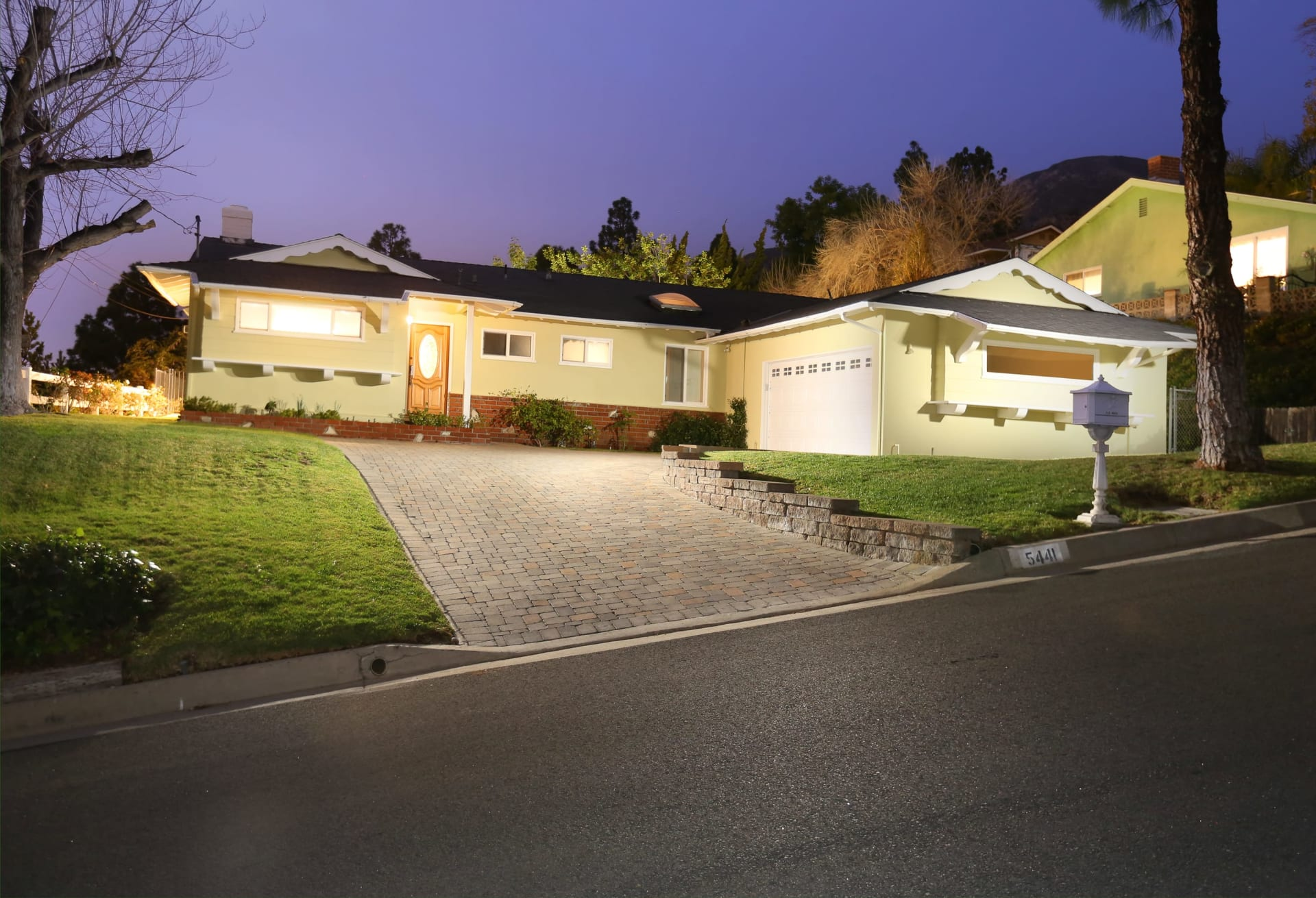 SOLD | 5441 Rock Castle Dr, La Canada CA | View | Pool | Secluded video preview