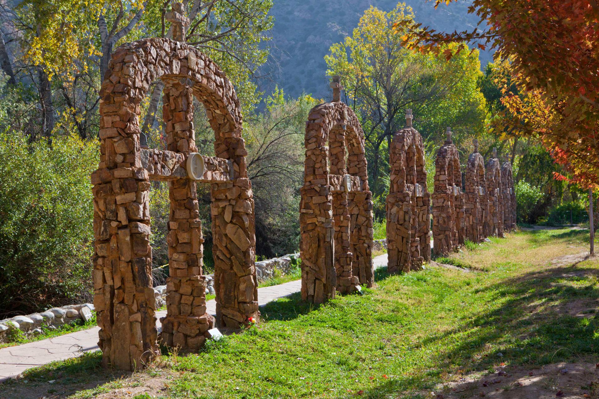 Santuarios & Religious Sites image