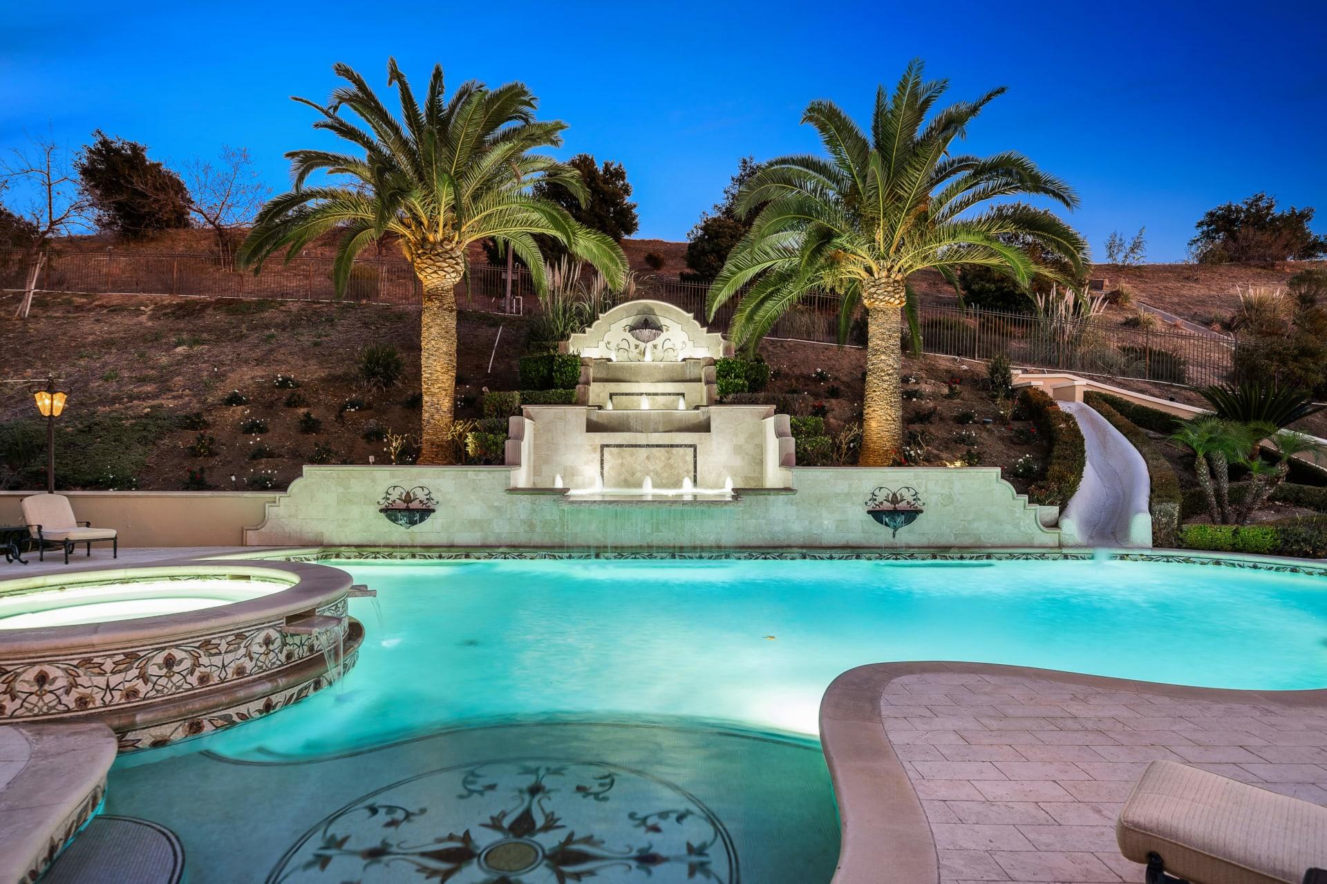 Opulent Single Story Estate