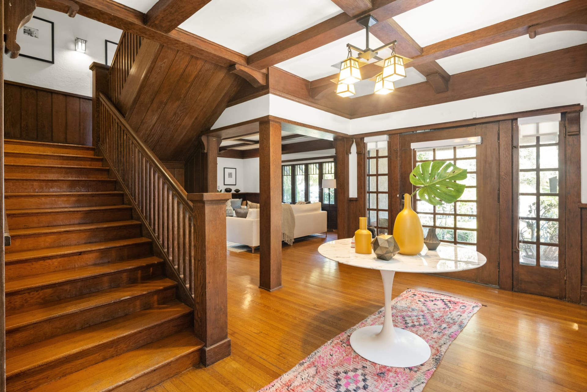 Craftsman Compound in Historic Hollywood Grove photo