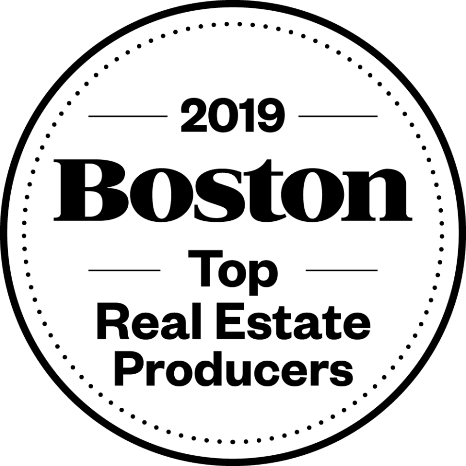Top Real Estate Producer - 2019