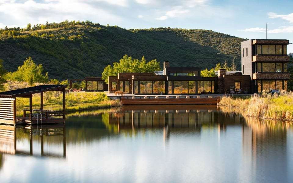 Colorado Mountain Home Inspired by 'Walden' Asks $29 Million