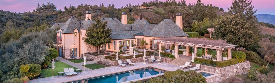 The Napa Chateau That Doogie Howser Built Lists for $8.5 Million