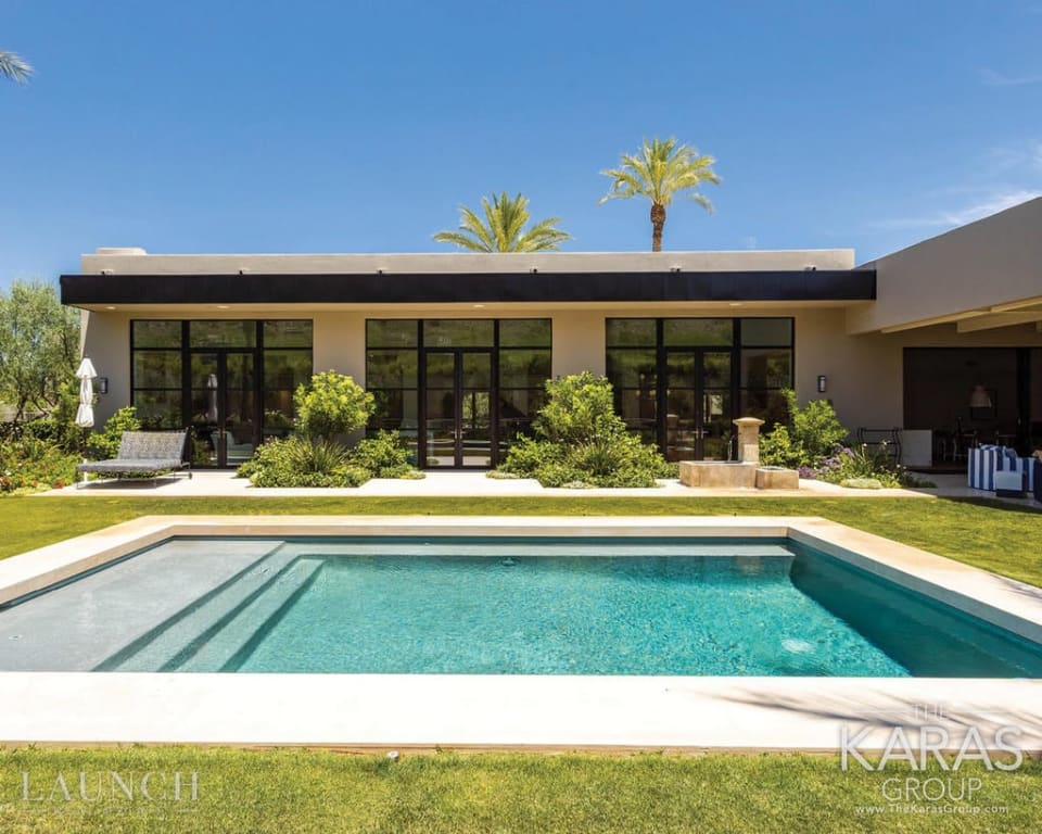 A Breathtaking Mountain View Home In Paradise Valley, AZ
