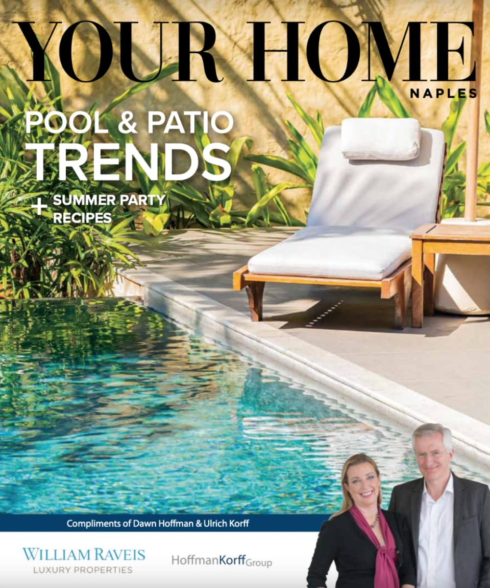 Your Home Magazine / May-June Naples Edition