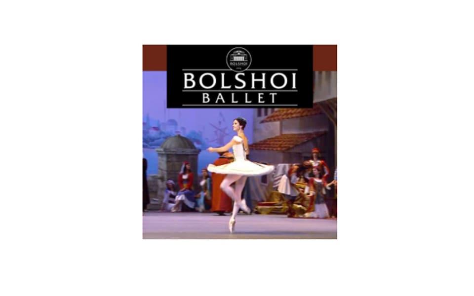 Iconic Bolshoi Ballet Performances