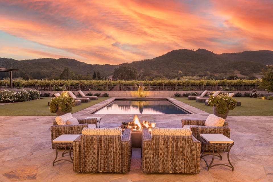 A Turnkey Vineyard in the Heart of California's Napa Valley
