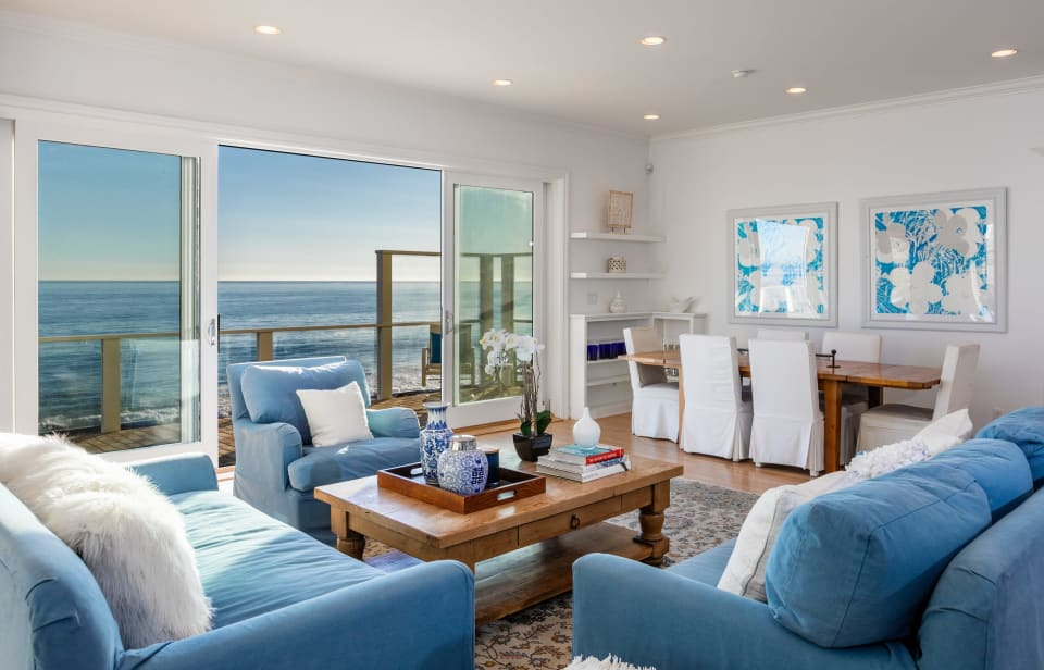Malibu Road Beach House