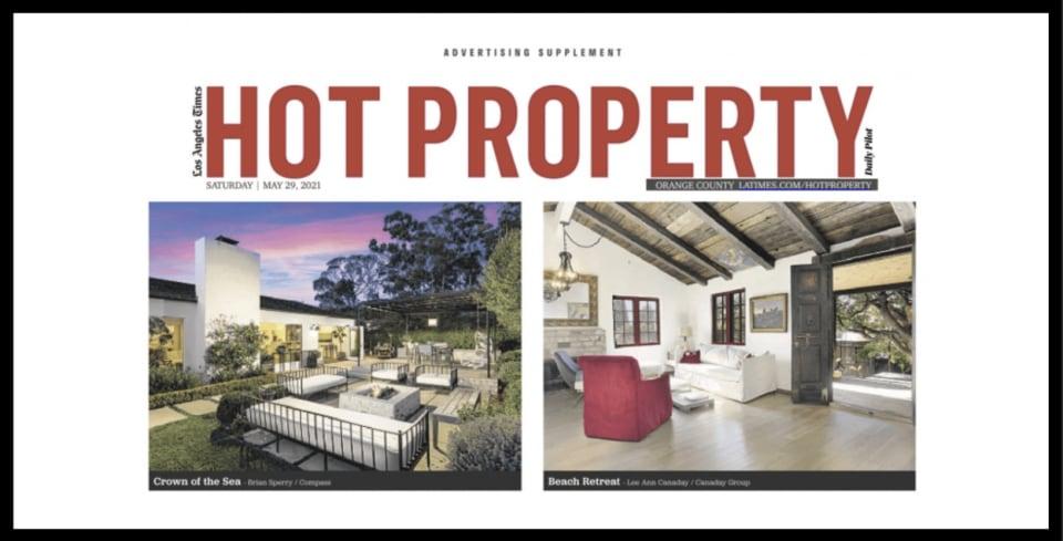 Hot Property of Orange County