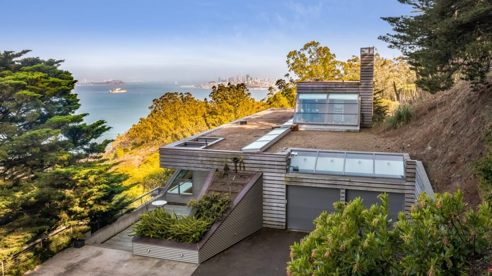 Cope House - 34 Wolfback Terrace, Sausalito