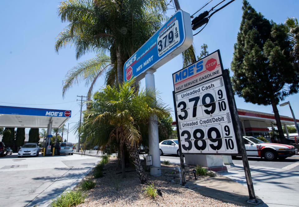Economy: Bay Area Prices Rocket Higher As Inflation Grips Region
