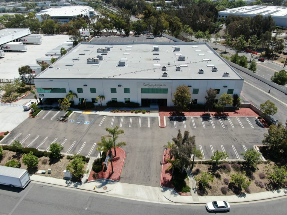 36000 - Avocado Packing Plant - San Diego