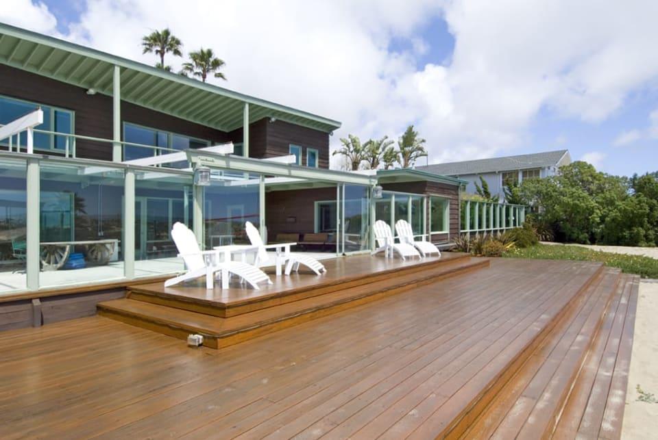 Carroll O'Connor Estate Broad Beach