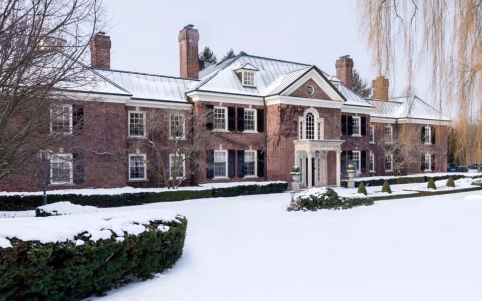 Conrad Black Puts His Toronto Mansion Up for Auction