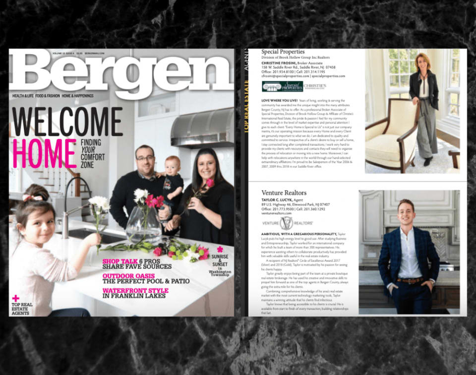 Bergen Magazine - April 2019 - Welcome Home Issue