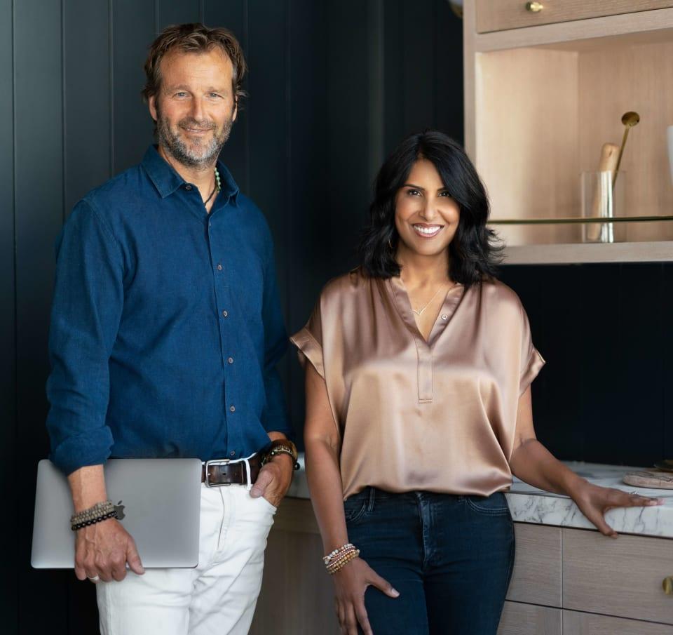 Radhi Ahern & Scott Kalmbach