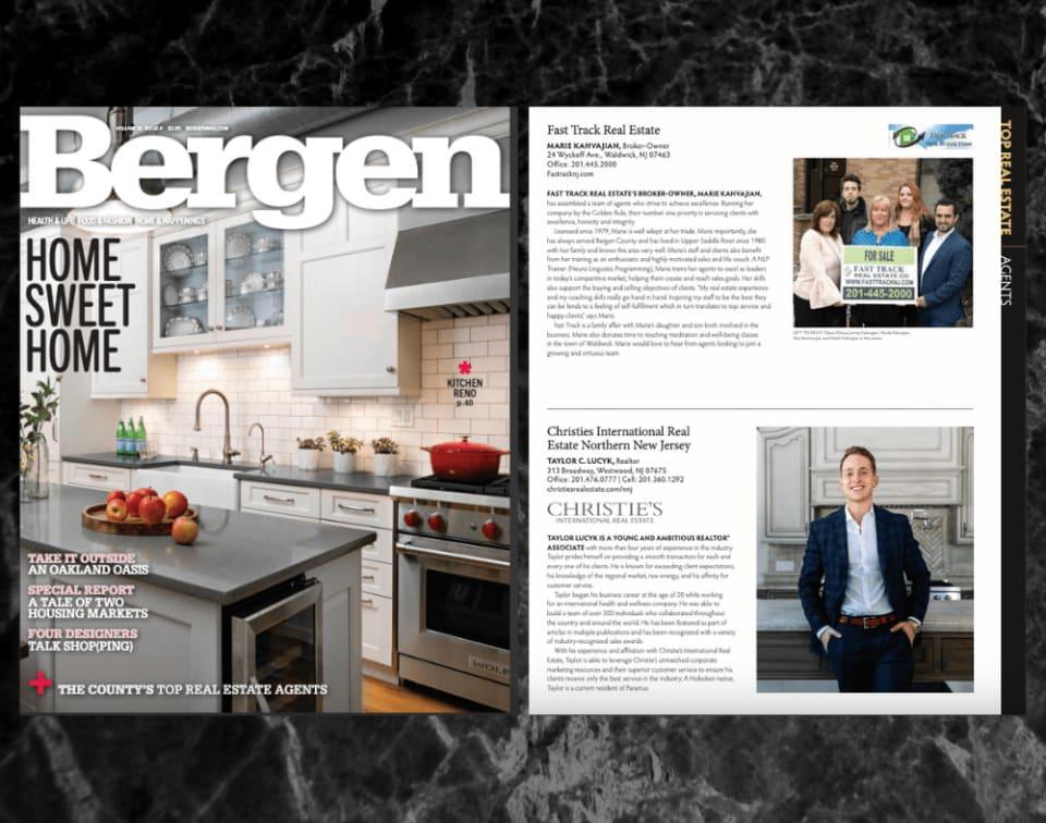 Bergen Magazine - April 2020 - Bergen County