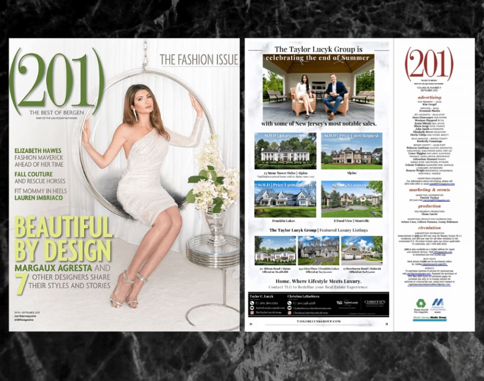 201 Magazine - Best of Bergen - September Issue