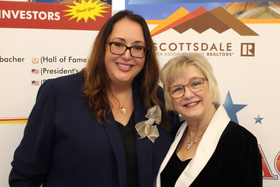 Scottsdale REALTORS' leaders, members get recognition