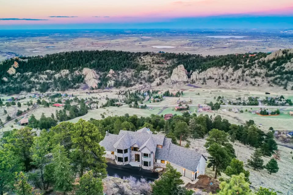 FOR SALE: The Epitome of Front Range Colorado Luxury Living