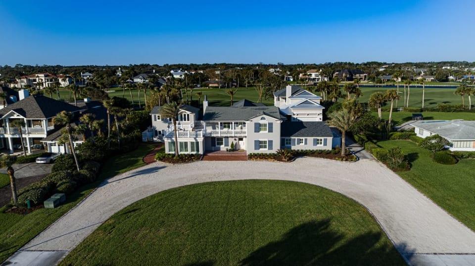 Kim Martin-Fisher And Jennifer Martin Faulkner Present A Spectacular Ponte Vedra Beach Home