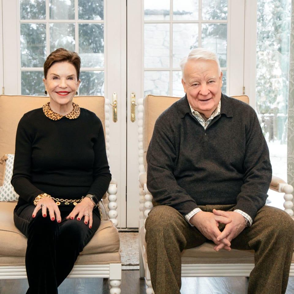 John and Penny Bohnen