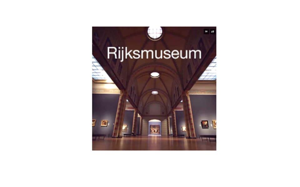 Visit Amsterdam's Rijksmuseum