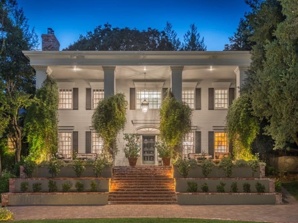 $5.8M Kenwood mansion brings Greek Revival architecture to Sonoma County