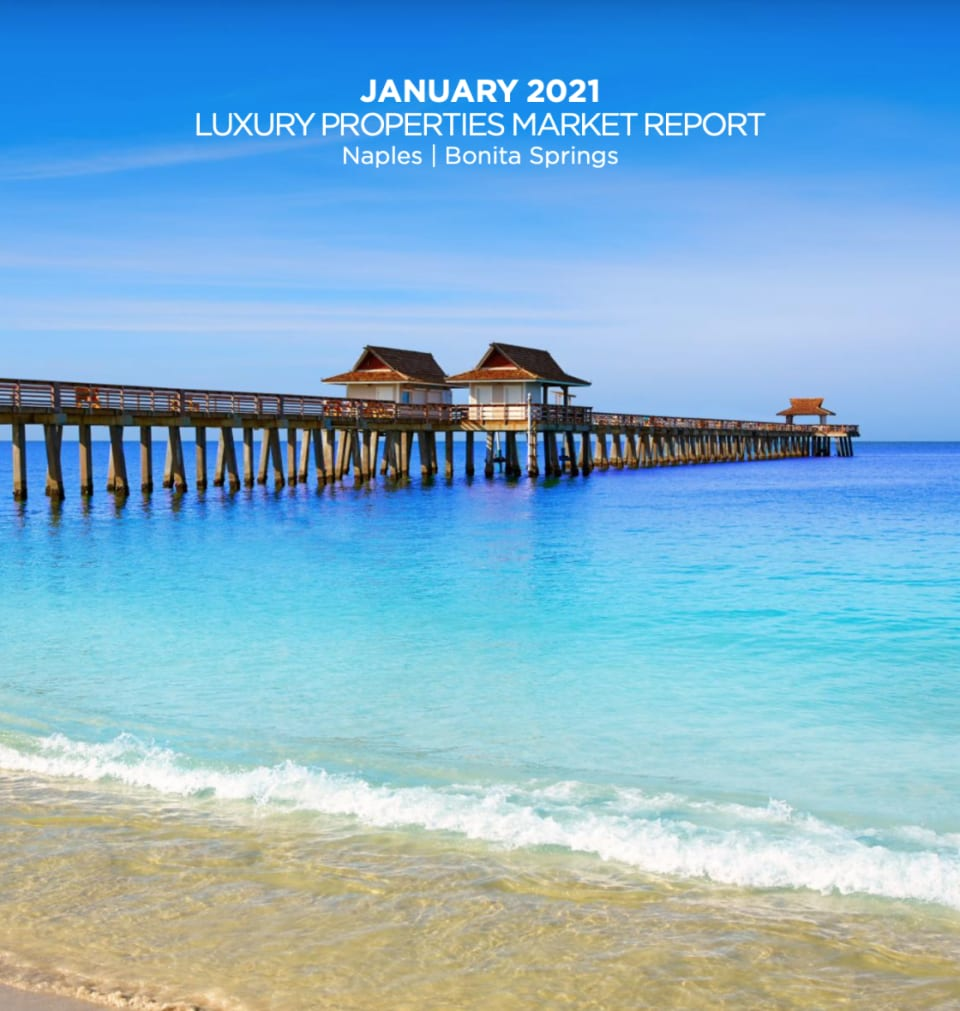 Luxury Properties Market Report January 2021
