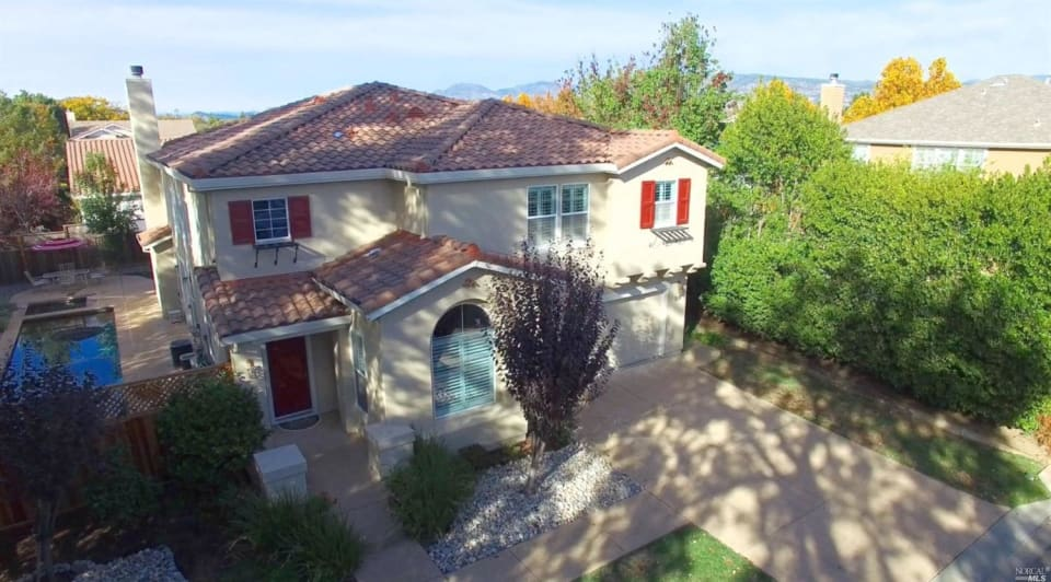219 Old Vine Way, Napa