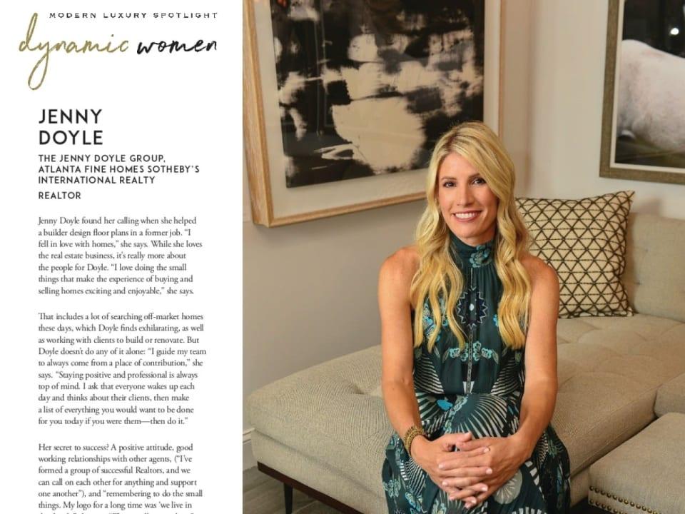 Modern Luxury Spotlight: Dynamic Women