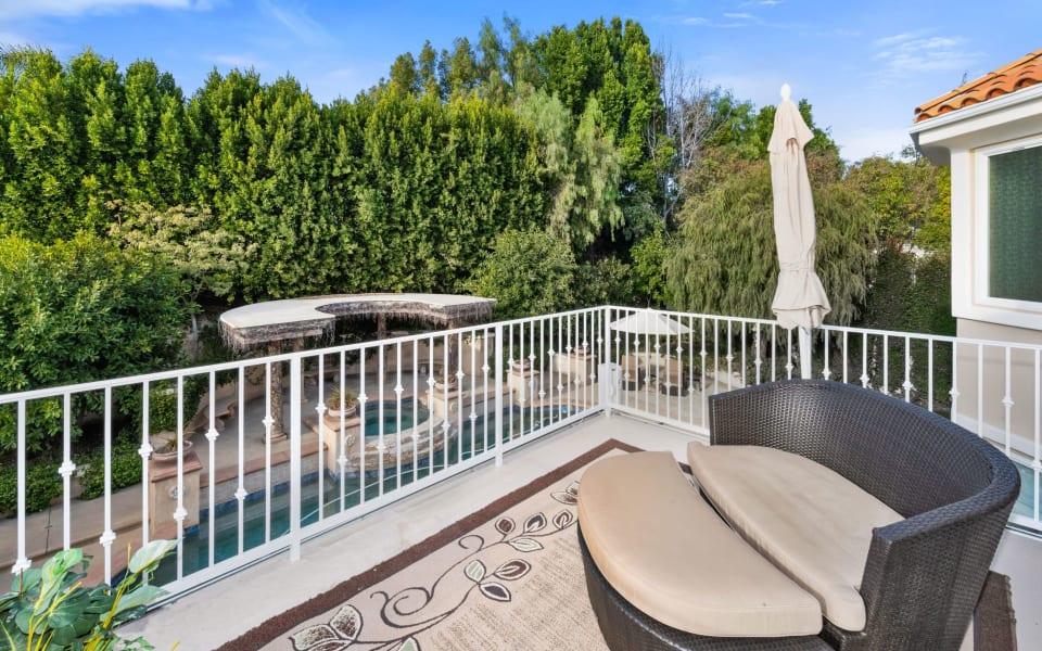 Commanding Tuscan Inspired Mountain View Estates Villa