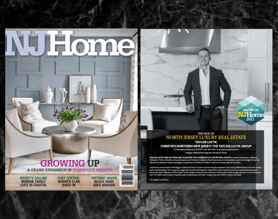 NJ Home Magazine - Faces of NJ Home