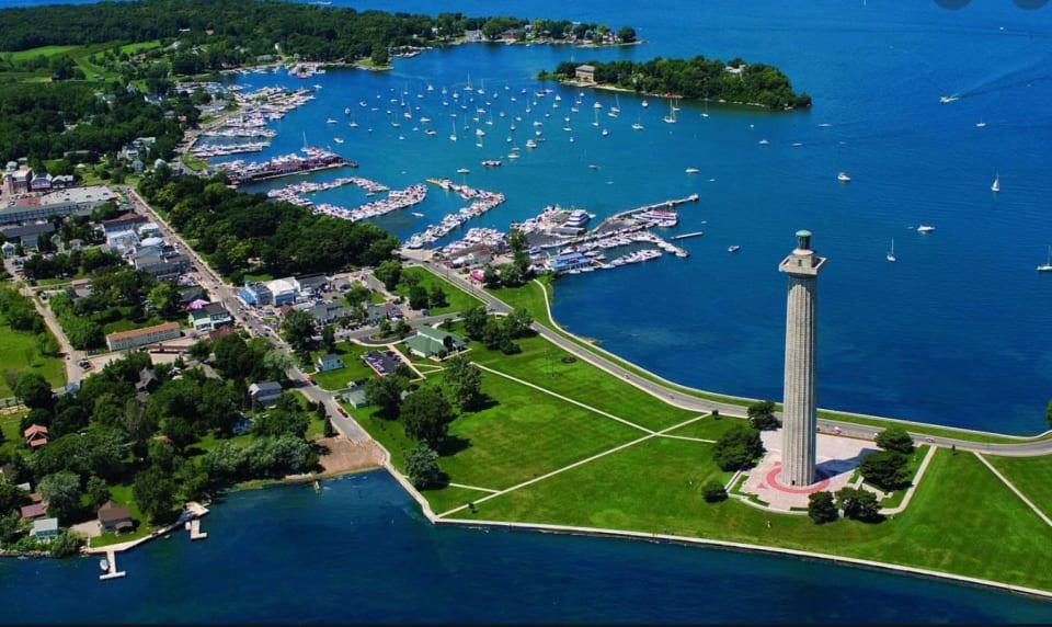 Lake Erie Islands photo