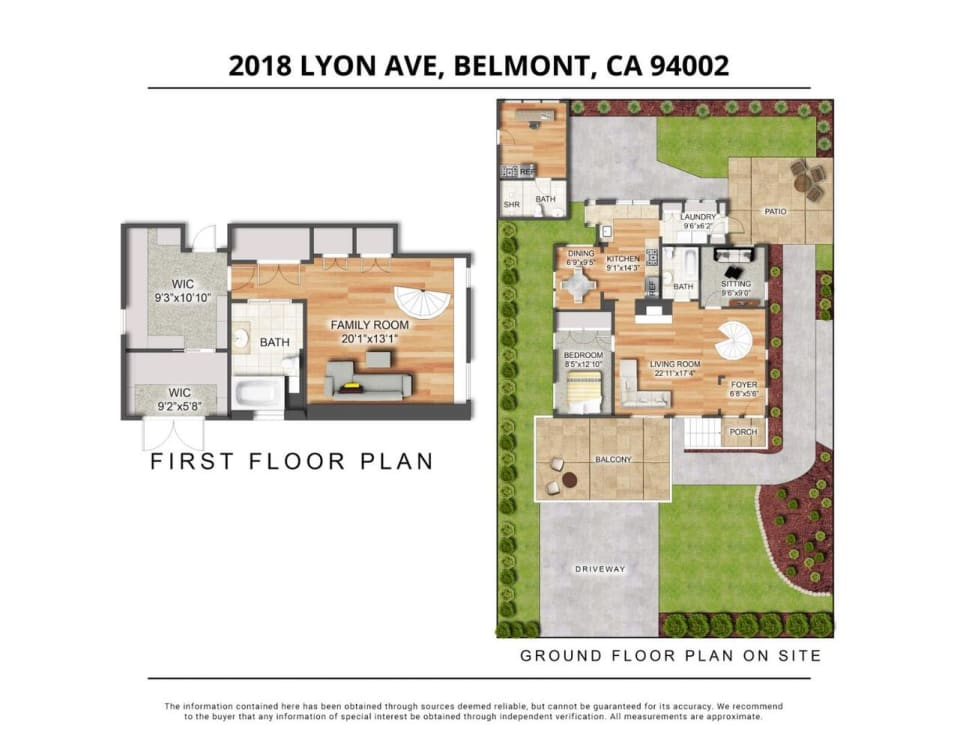 2018 Lyon Ave preview