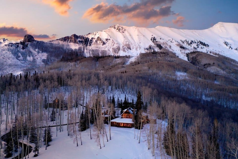 Tom Cruise's Colorado mountain ranch is for sale – and for US$39.5 million you can call Ralph Lauren, Robert Redford and Neil Young your neighbours cover