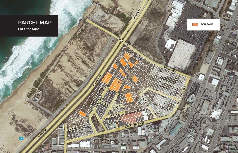 Sand City Dunes Lots - Development Opportunity