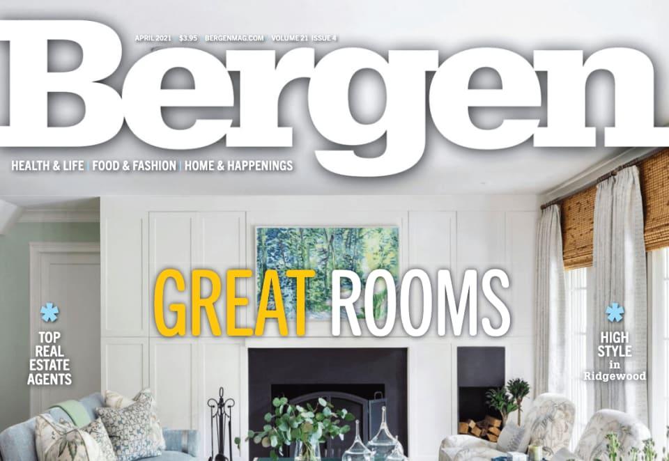 BERGEN magazine, Top Realtors 2021