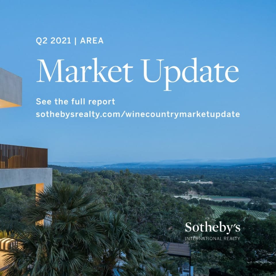 WINE COUNTRY MARKET REPORT Q2 2021