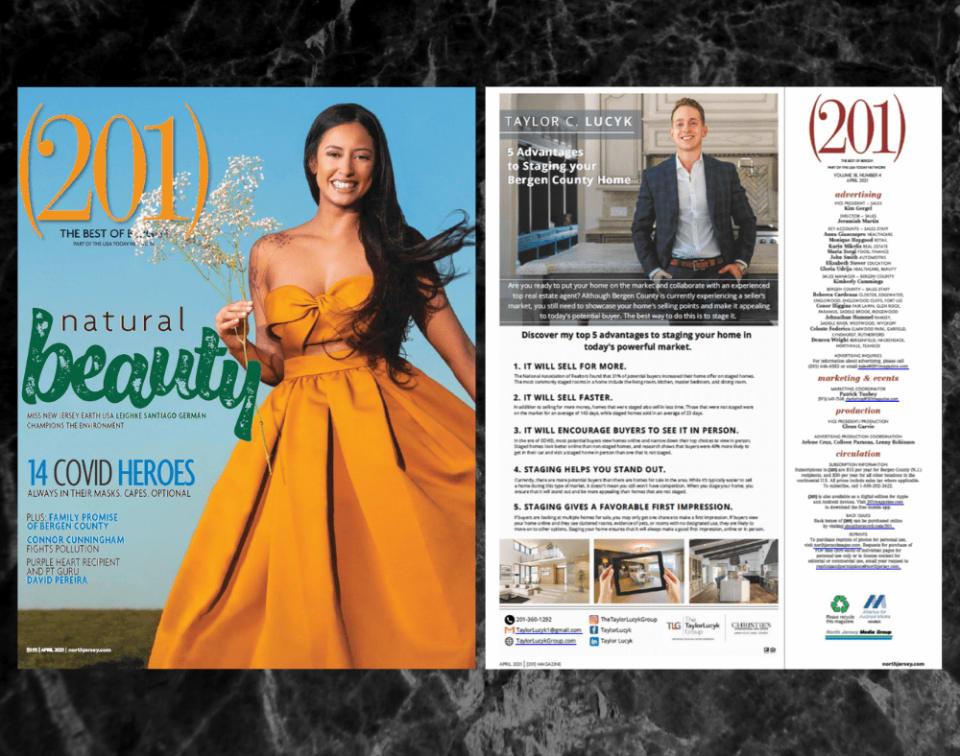 201 Magazine - April 2021