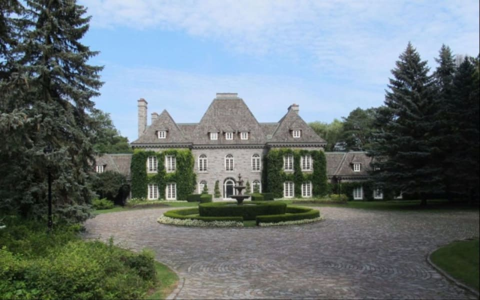 Inside the Most Expensive Home on the Toronto Market