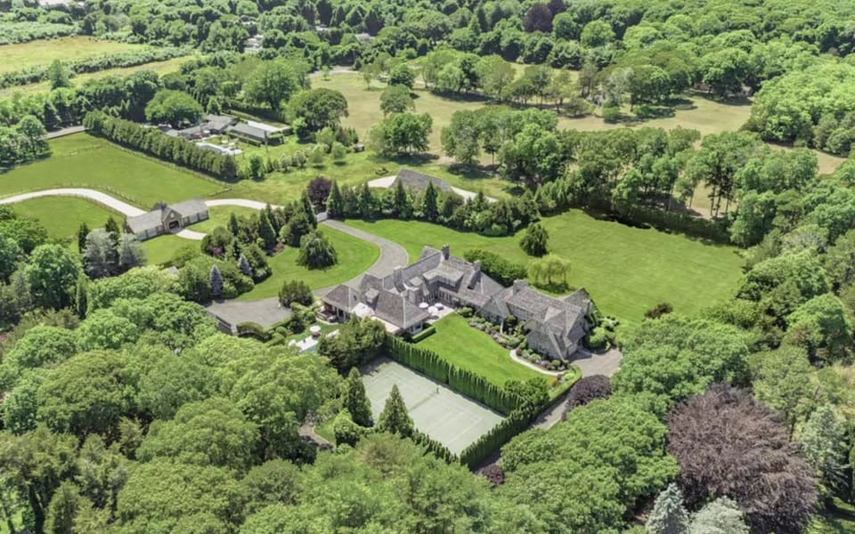 Massive 23-acre East Hampton compound drops $4M from price, now asking $35M